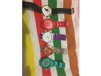 5 x watches for sale....