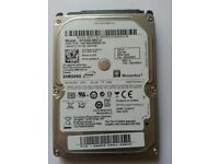 Laptop Hard Drive 500 GB SATA 2.5 inch HGST Travelstar 6 Gb/s
