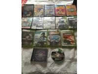 PC and Xbox games and cases