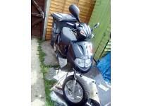 TGB 202 Classic 50cc Moped