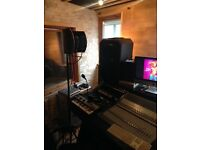 Monthly Studio Share Slots - Production - Recording - Rehearsal - Practice - Songwriting