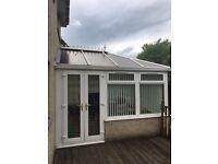 UPVC Conservatory - Doors/Windows/Roof Panels