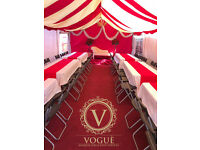 *** VOGUÈ MARQUEE HIRE *** Weddings, Parties, Birthdays ETC