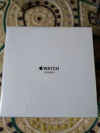 Apple Watch (BNIB) - Series 3 - 42mm Strap - Soft White