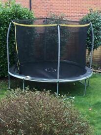 Trampoline 12 ft wide