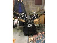 **DRUM KIT FOR SALE**