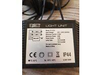 Light unit for reptile/fish × 2