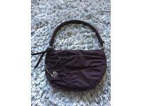 Small Brown Morgan Handbag