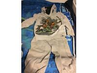 Bundle of boys clothes 4-5 years
