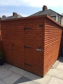 9ft x 8ft Shed for sale