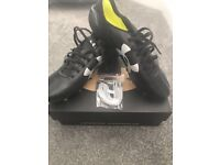 Under Armour Speedform CRM football boots - Mixed studs - Black/Graphite - 7.5