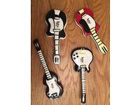 Lorna Bailey The Beatles Story Guitar Fridge Magnets - Rare