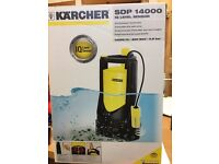 Karcher SDP 1400 water pump