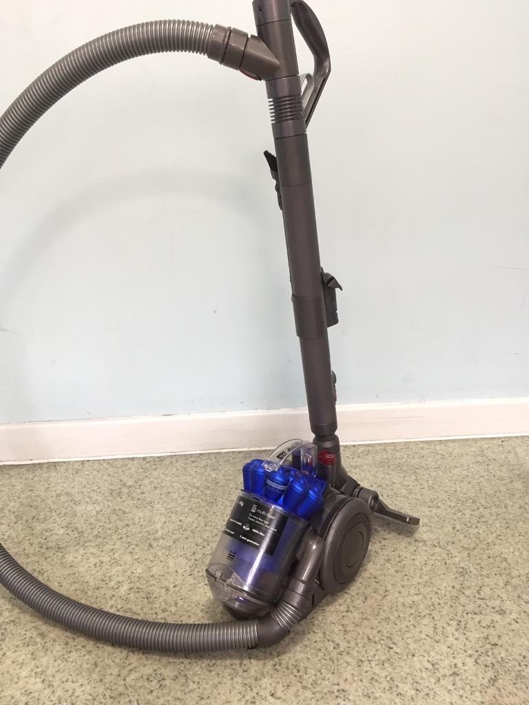 Dyson DC26 City Multi Floor Ultra-lightweigh Cylinder Vacuum Cleaner
