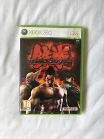Xbox 360 Tekken 6 Game