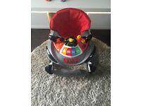 Raving car baby Walker/ rocker