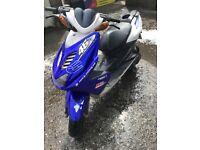 Yamaha Aeorox Rossi Replica