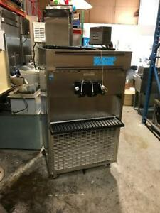Electro Freeze Two Head Ice Cream Machine - Machine a Crme Glace 230 volts