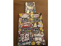 5 Tom Gates books