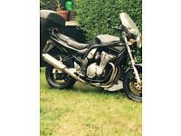Suzuki bandit 600 1999year