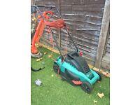 Bosh lawn mower for sale