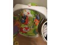 Baby bouncer swing fisher price