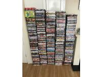Job lot of dvds good for car boot sale