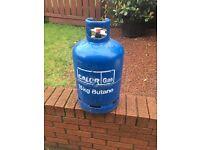 EMPTY Calor Gas 15kg Butane