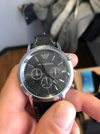 Armani watch for sale cheap
