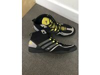 Adidas Boxing Boots Size 11