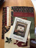 Fall Folk Art Quilt Kit
