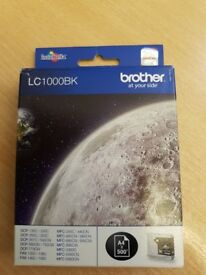 Brother Ink LC1000BK