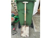 Shovel (or is it a spade?) for sale