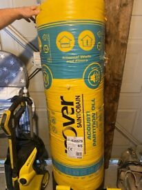Acoustic insulation rolls