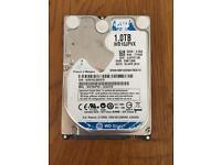 1TB hard drive WD Blue