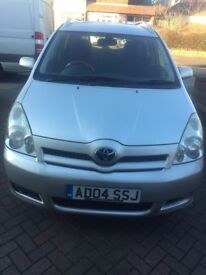 Silver Toyota Good Condition