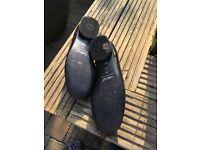 Gabor Black Ladies Shoes Size 6 for sale  Gatley, Manchester