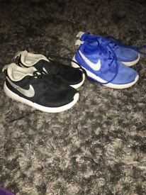 Nike trainers infant uk 8.5 children's Roshe