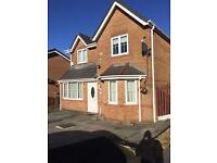 3 BED TO LET. Private TENANT! Detatched house