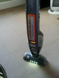 AEG Cordless vacuum cleaner.