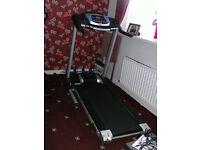 Roger Black Electric Treadmill.