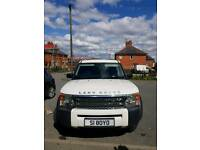Landrover discovery 3 2.7 2008