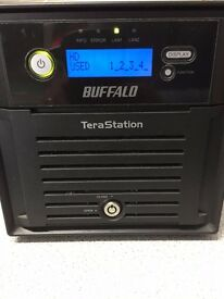 Buffalo Terastation NAS Hard Drive