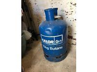 15kg Butane Calor Gas bottle