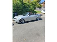 BMW, 3 SERIES, Convertible, 2001, Manual, 2171 (cc), 2 doors