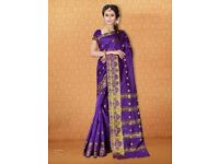 Aadita Party Wear Digital Printed Saree