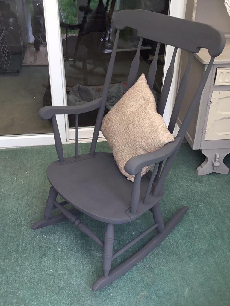Rocking chair by Ooh La La Interiors | in Petersfield, Hampshire ...