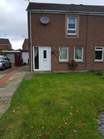 Haddington – Private Estate, Unfurnished 2 double bedroom House, box room / study and Conservatory