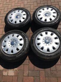 V W transporter wheels