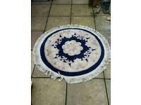 Centre rug